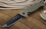 Emerosn SPECWAR B BT Limited Edition OD Green and Black Tanto