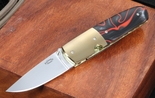 Stanley Fujisaka Big Island Folding Knife