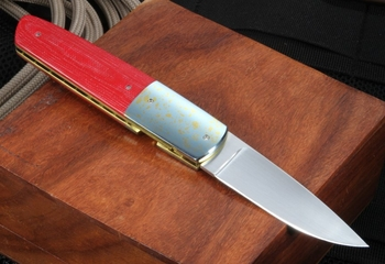 Stanley Fujisaka Hilo Folding Knife