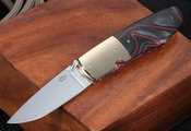 Stanley Fujisaka Waikiki Beach Folding Knife