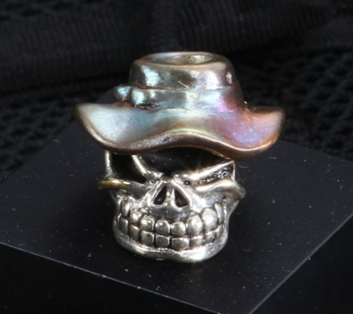 Starlingear Boonie Hat - Sterling Silver and Copper -SOLD