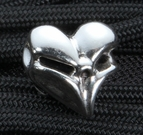 Starlingear Heartbreaker Sterling Silver Bead