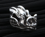 Starlingear Hog Sterling Silver Bead - OUT OF STOCK