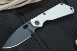 Exclusive Strider SNG Arctic Grey and Black Cerakote Folder