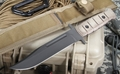 Strider Chuck Mawhinney Fixed Blade Knife -SOLD