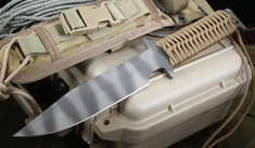 Strider D9 Coyote Tan Tactical Fixed Blade Knife -SOLD