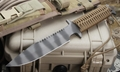 Strider D9 SS Coyote Tan Tactical Fixed Blade Knife -SOLD
