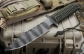 Strider D9 SS Ranger Green Tactical Fixed Blade Knife -SOLD