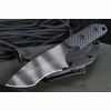 Strider EB/DB Black on Tiger Tactical Fixed Blade Knife - SOLD