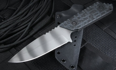 Strider GW/AR-S Blade Tactical Fixed Blade Knife