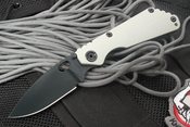 Exclusive Strider Arctic Grey SNG CC Black Cerakote Folder