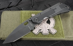 Duane Dwyer Custom SMF T Black on Black Folder - PD1