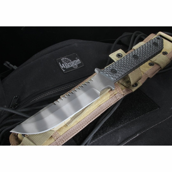 Strider Knives Model GG SS GG Tactical Fixed Blade Knife - SOLD