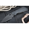 Strider Knives SMF-CC-T Black on Black Tactical Folding Knife - SOLD