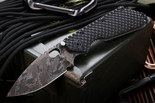 Strider Knives SMF GG Digicam Black Tactical Folding Knife - SOLD