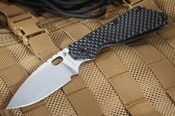 Strider Knives SMF GG Black Tactical Folding Knife