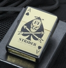 Strider Knives Zippo Ace of Spades - SOLD
