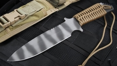 Strider MK1 A Coyote Tan Tactical Fixed Blade Knife