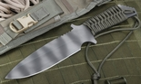 Strider MK1 Ranger Green Cord Fixed Blade Knife