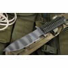 Strider MTL Spearpoint Ranger Green Tactical Fixed Blade Knife - SOLD