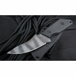 Strider MV Tiger Stripe Fixed Blade Knife (Sharp Top Edge) -SOLD