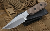 Strider Knives PR GG Coyote Tan Fixed Blade