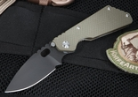 Strider PT Ranger Green and Black Tactical Folding Knife