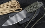 Strider SA-L Ranger Green and Tiger StripesTactical Fixed Blade