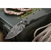 Strider SMF GG Digicam Ranger Green Tactical Folding Knife