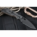 Strider SMF-T Black and Coyote Tan Folding Knife - SOLD