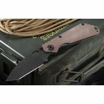 Strider SNG CC T Coyote Tan and Black FNH USA Edition - SOLD