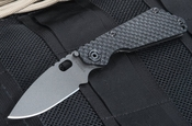Strider Knives SNG GG Black Cerakote Folding Knife