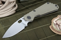 Strider SNG GG T Ranger Green Tactical Folding Knife