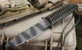 Strider WB MOD 10 Ranger Green Cord Wrap Tactical Fixed Blade Knife