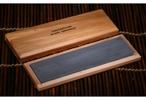 Surgical Black Arkansas BENCH Sharpening Stone