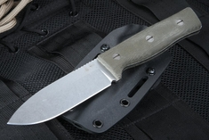 Survive GSO 4.1 Knife - Green