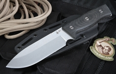 Survive GSO 5.1 Survival Knife - Black