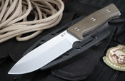 Survive GSO 5.1 Survival Knife - Green