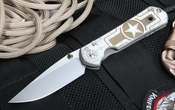Chris Reeve Large Sebenza 21 Tanked Folding Knife