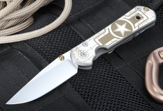 Chris Reeve Small Sebenza 21 CGG Tanked - Discontinued