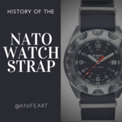 The History of the NATO Watch Strap
