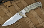Brian Tighe - High Polished Tighe Rade Tactical Folding Knife