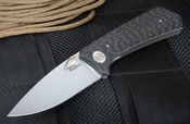 Todd Rexford Custom Injection Tactical Folding Knife - SOLD