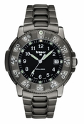 Traser Commander 100 Force Titanium Watch with Tritium Illumination