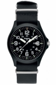 Traser Officer Pro Tritium Watch - Traser P6704 - Black Nato Strap
