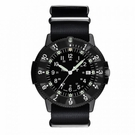 Traser P6500 Type 6 Mil-Spec Tritium Watch -Black NATO Strap
