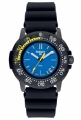 Traser P6504 Nautic Rubber Strap Tritium Dive Watch