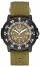 Traser P6507 Commander 100 Pro w/ PVD Coated Titanium Military Watch