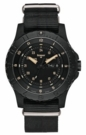 Traser P6600 SAND Watch - Black Strap