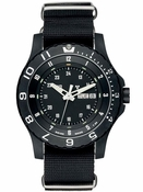 Traser P6600 Type 6 MIL-G Tritium Military Spec Watch - Black NATO Strap